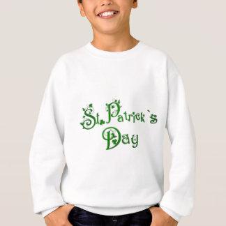 Sweatshirt Le jour de St Patrick