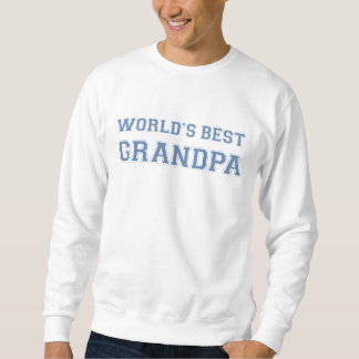 Sweatshirt Le meilleur grand-papa du monde