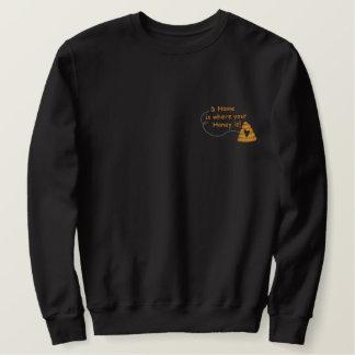 Sweatshirt Le miel est maison