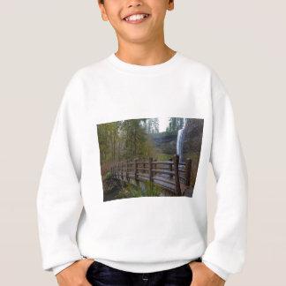 Sweatshirt Le pont en bois à l'argent tombe parc d'état