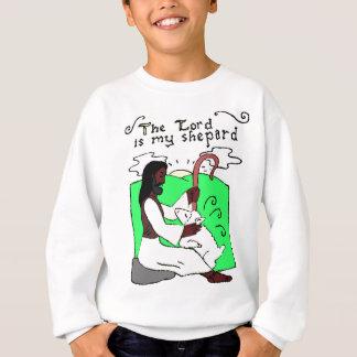 Sweatshirt Le seigneur Is My Shepard