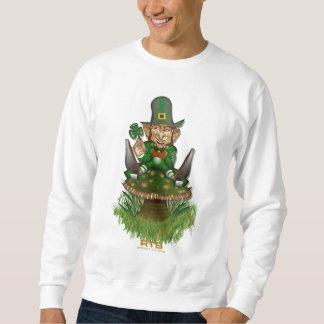 Sweatshirt Le St heureux tapote le jour