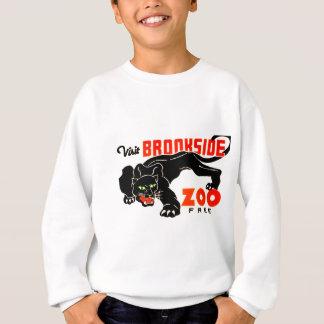 Sweatshirt Le zoo de Brookside de visite libèrent