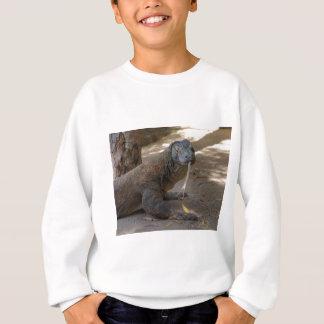Sweatshirt Lèchement de dragon de Komodo