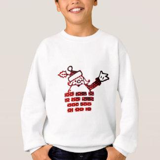 Sweatshirt LED Père Noël