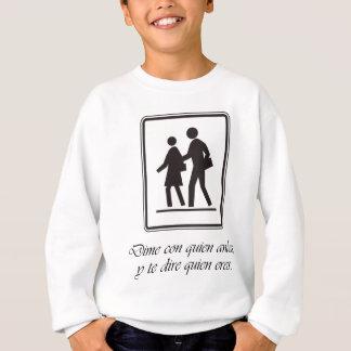 Sweatshirt L'escroquerie de dixième de dollar quien des andas