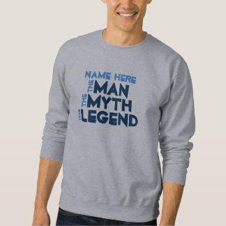 Sweatshirt L'homme, le mythe, la légende