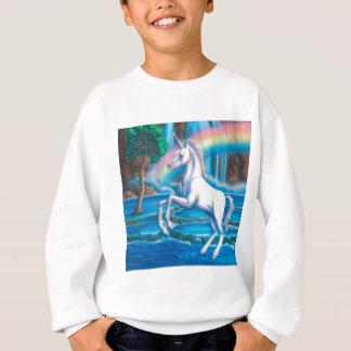 Sweatshirt Licorne d'arc-en-ciel