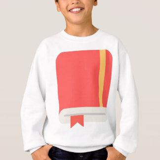 Sweatshirt Livre rouge