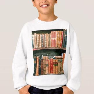 Sweatshirt Livres antiques