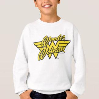 Sweatshirt Logo 1 de femme de merveille