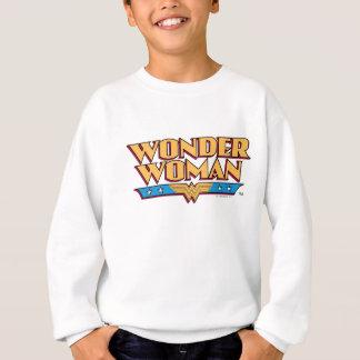 Sweatshirt Logo 2 de femme de merveille