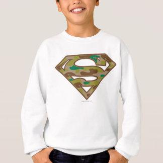 Sweatshirt Logo de camouflage du S-Bouclier | de Superman