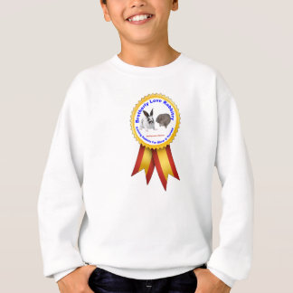 Sweatshirt Logo de Rabbitry d'amour fraternel