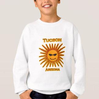 Sweatshirt Logo des textes de Tucson Arizona