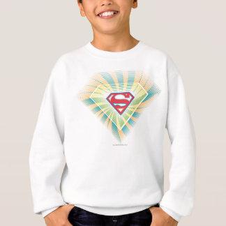 Sweatshirt Logo super de Supergirl