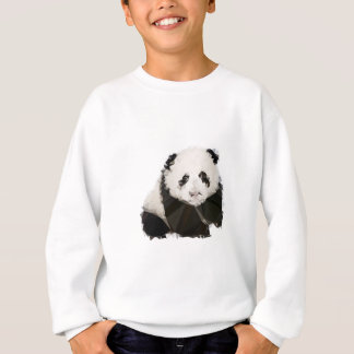 Sweatshirt Low Poly Panda