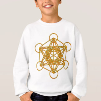 Sweatshirt Lueur d'or de Metatron