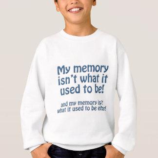 Sweatshirt Ma mémoire