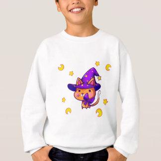 Sweatshirt Magic wizard Cat