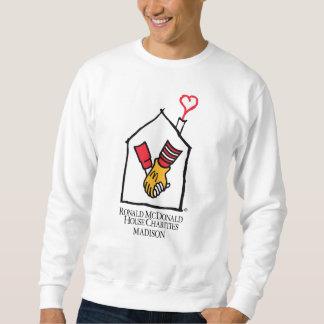 Sweatshirt Mains de Ronald McDonald