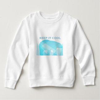Sweatshirt Maintenez-le frais