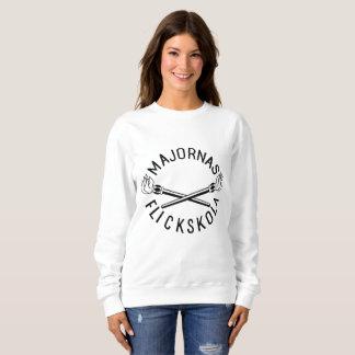 Sweatshirt Majornas Flickskola