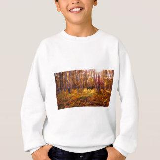 Sweatshirt Mâle dans les arbres