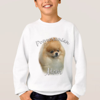 Sweatshirt Maman 2 de Pomeranian