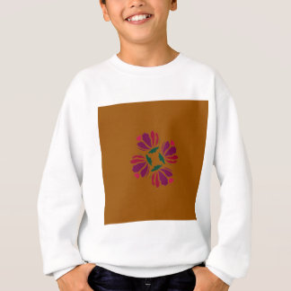 Sweatshirt Mandala de Brown