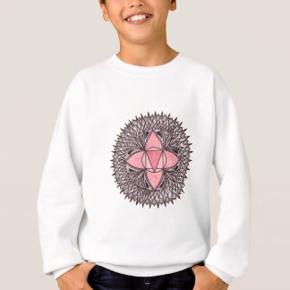 Sweatshirt Mandala de Chakra de racine