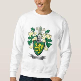 Sweatshirt Manteau de crête de famille de Morgan des bras