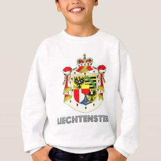 Sweatshirt Manteau de la Liechtenstein des bras