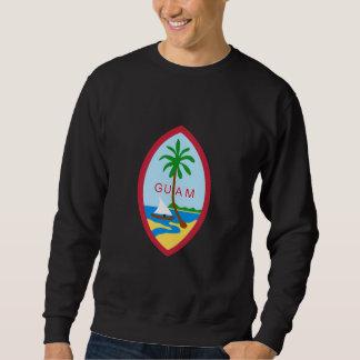 Sweatshirt Manteau des bras de Guam