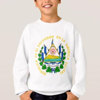 Sweatshirt Manteau du Salvador de détail de bras