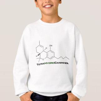 Sweatshirt Mauvaise herbe de THC