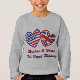 Sweatshirt Meghan-et-Harrys mariage