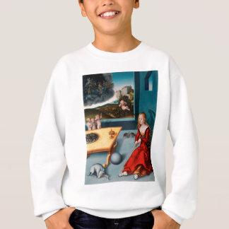 Sweatshirt Mélancolie par Lucas Cranach l'aîné