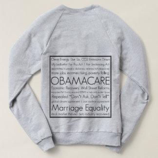 Sweatshirt Merci, Obama ! Montrez votre appréciation pour
