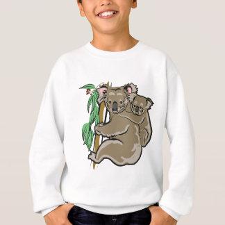 Sweatshirt Mère et bébé de koala