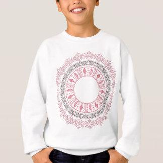 Sweatshirt Miscellaneous - Tribal Mandalas Patterns Ten