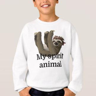 Sweatshirt Mon animal d'esprit