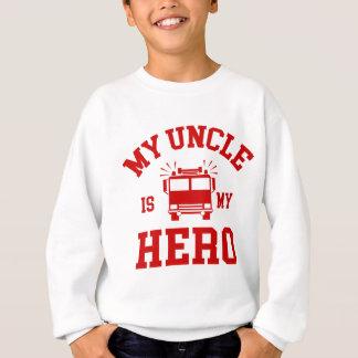 Sweatshirt Mon oncle Is My Hero