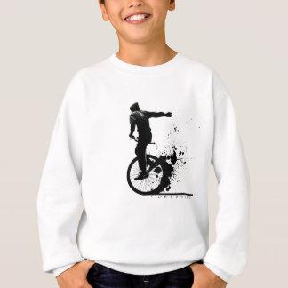 Sweatshirt Monocycle urbain