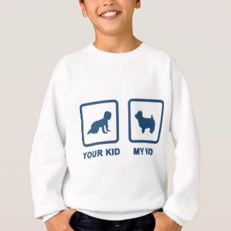Sweatshirt Montagne Terrier blanc occidentale