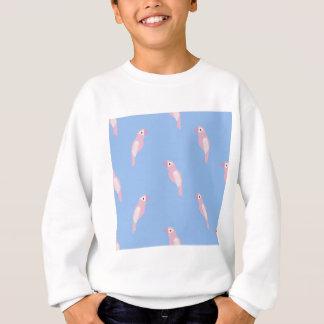 Sweatshirt Motif coloré sans couture de vecteur d'arums de