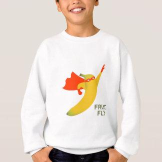 Sweatshirt Mouche à fruit