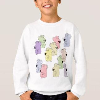 sweatshirt multi du koala de l'enfant