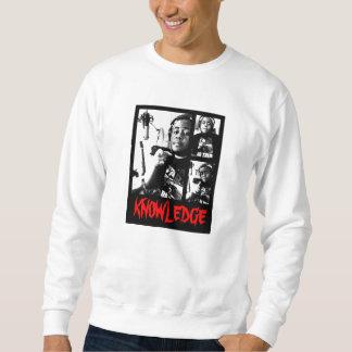 "Sweatshirt Nation ""sweatshirt de butin de la connaissance """