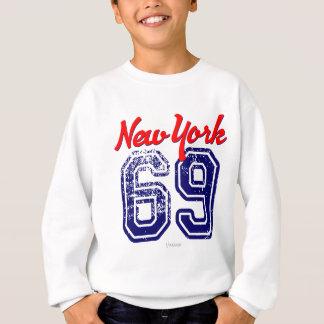 Sweatshirt New York 69 sports par VIMAGO
